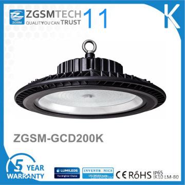 UFO Design 125lm / W IP65 LED hohe Bucht Licht 200W