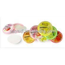 Popular suave no tóxico esmalte removedor de trapos, almohadillas removedor