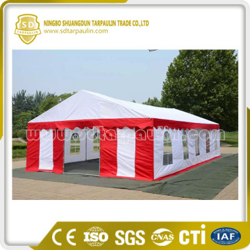 Anti-corrosive PVC Coated Fabric for Tents