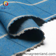100%Cotton Twill Plaid Fabric for Garment Textile (GLLML042)