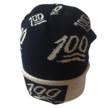 Классический стиль Оптовые Unisex акриловые Новая мода мальчика и девочек шерсти Knit Beanie Hat