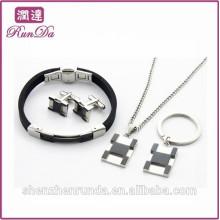 Alibaba mais quente venda linda conjunto de jóias