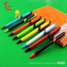 Sim Novetly Ball Pen Style de plástico