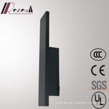 Simple Hotel Decorative Graphite Gray Indoor Square Wall Lamp