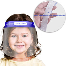 Full face shield mask clear for kinds