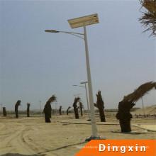 Heißer Verkauf 5m LED Solar Straßenlaterne für 5 Jahre Garantie Solar LED Straßenlaterne
