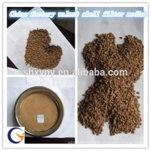 Hot venda nozes de baixo preço em nozes com casca / casca para tratamento de esgoto oleoso
