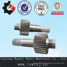 Customize Mining Mill Casting Gear Shaft