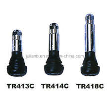 Válvula de pneu, válvula de pneu (TR413C, TR414C, TR418C)
