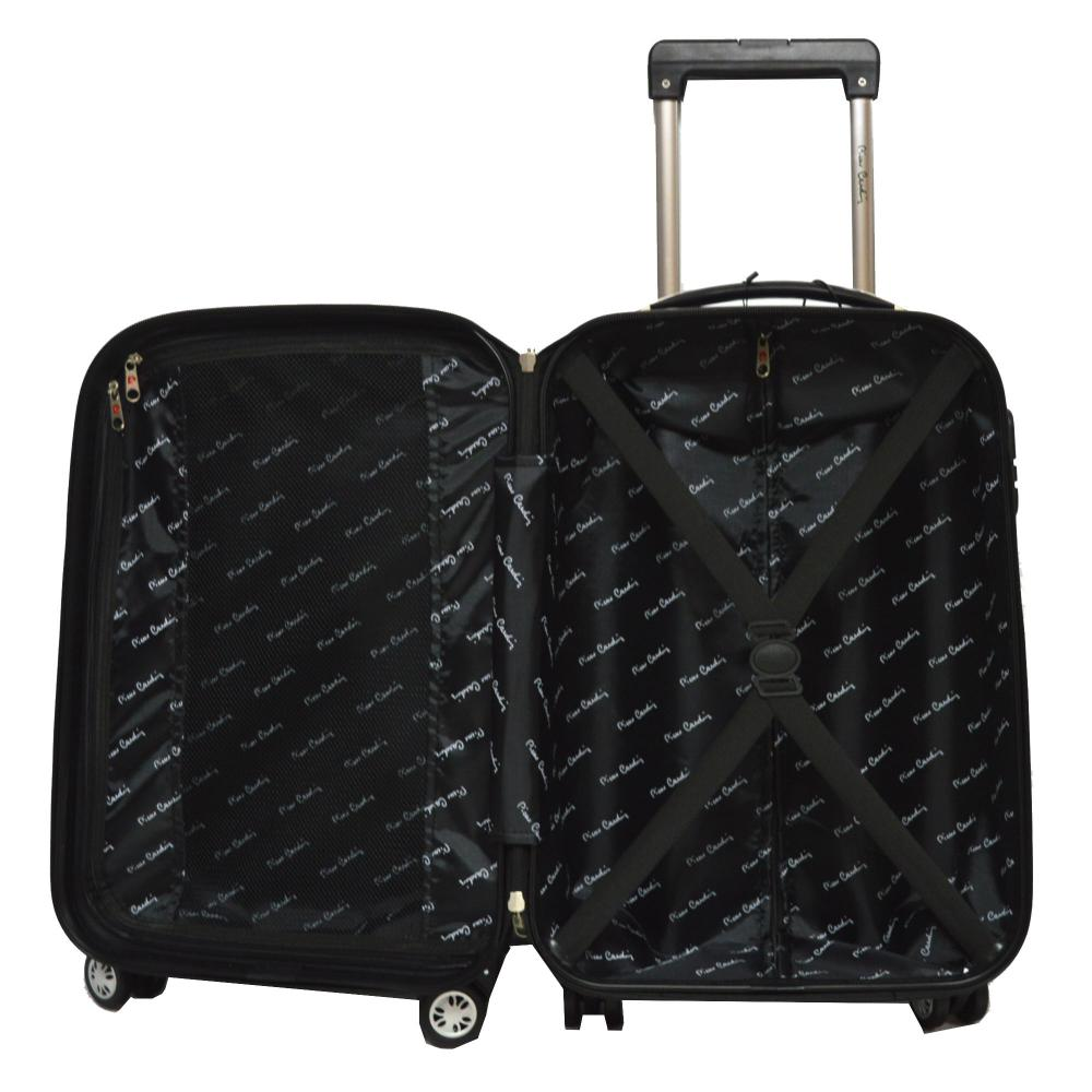 ABS Trolley Luggage Set with nice lining