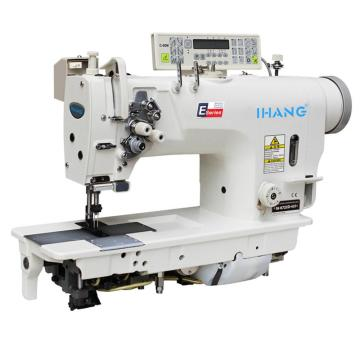 Two Needle Big Hook Split Bar Machine