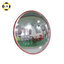 Miroir de coin convexe de route de la meilleure qualité de sécurité / miroir en verre convexe