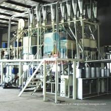 Máquina de processamento de farinha de milho e óleo de milho