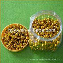Perlas de perlas de oro / joyería de perlas / collar de perlas
