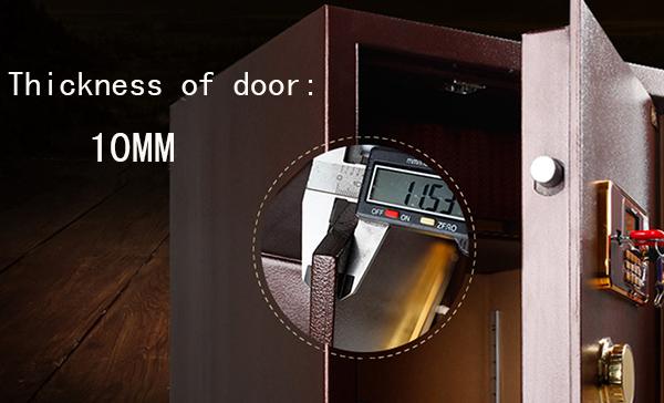 double door safes