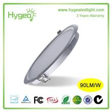 Высокое качество Slim привело downlight Энергосберегающие downlight Анти туман downlight AC 200-240V