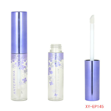 Beautiful Smooth Light Purple Lipgloss Bottle