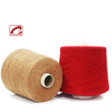 Fio de mistura de nylon de lã de guaxinim