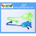 Pearlized Giant Sticky Snap Hands 13 inches