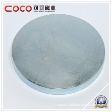 Disque aimant NdFeB aimant D60X8mm D50X6mm ronde aimant