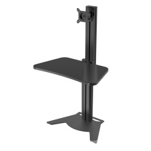 "Desktop & Wallmount Workstationsingle Monitor 10-24"" Height Adjustment (DW 002B)"