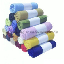 Beautiful Warm Polar Fleece Travel Blanket
