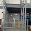 Factory Sale hydraulic electric vertical goods lift for warehouse cheap price