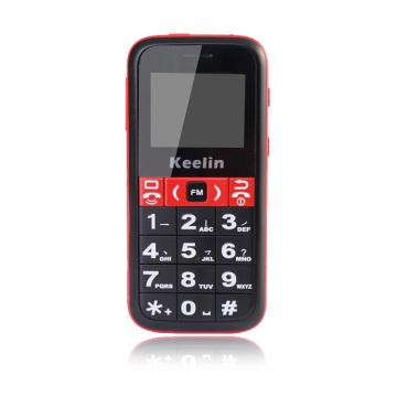 Мобильный телефон для пожилых людей со следящим чипом
