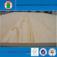 Bailing barato Full Pine Plywood