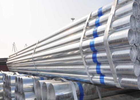 Galvanized Steel Tube and Pipe