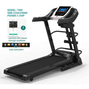 2016 novo Fitness, pequena casa barata esteira (T800)