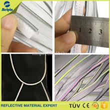 Colorida tubería reflectante / Reflectante cinta decorativa / tubería de arco iris reflexivo