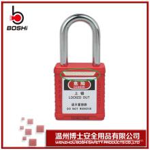 6mm Dia OEM Porte-clés de sécurité légère en acier Master BD-G01