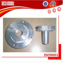 flange de fundição de alumínio de círculo feito sob encomenda