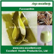 Extrait naturel de varech de poudre de fucoxanthine (Fucoxanthine)