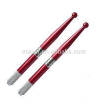 3D Eyebrow Micro Stroke Permanent Make-up Blade Kugelschreiber / Handstück, Manual Eybrow Tattoo Microblading Pen