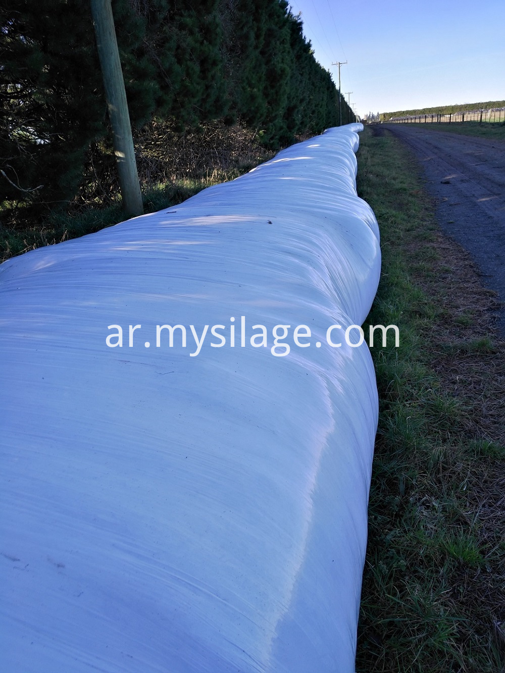 Tube Silage Wrap