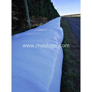 Tube Type Bale of Silage