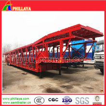 Car Carrier Semi Truck Trailer for 6-12cars Loading