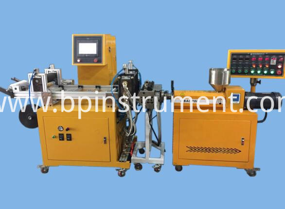 Equipment Control Film Casting Machine