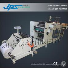 Full-Automatic 1 Colour Self-Adhesive Sticker Label Printer Press