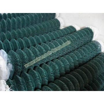 Malla de tejido recubierto de PVC
