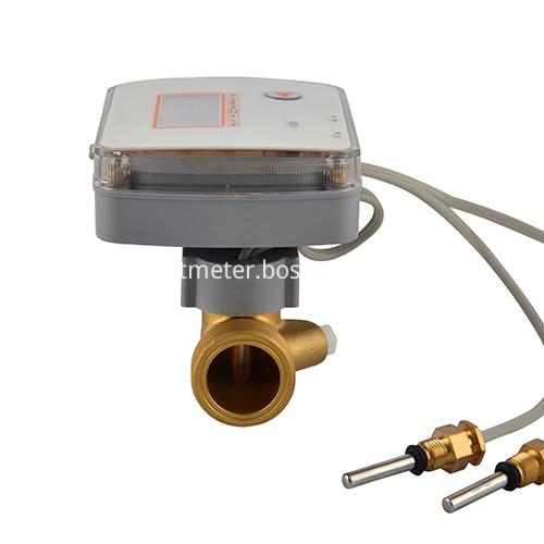 DN40 ultrasonic heat meter with M-bus