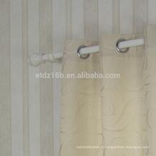 Nouveau tissu de rideau de style bref