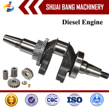 Shuaibang New Product High Technology Durable High Pressure Cleaner Crankshaft , oem crankshaft