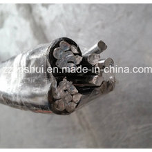 ACSR Cabo Aluminio 3 * 4 / 0AWG Lâmina