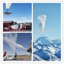 Stratospheric balloon film