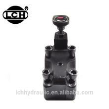 70l / min manuelles hydraulisches Ventil yuken Art hydraulisches Ventil