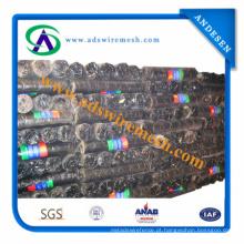 Preço de malha de arame de aço tecido Hexagoanl torção tripla