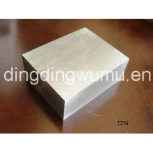 High Density Tzm Molybdenum Alloy Plate for Vacuum Furnace Heat Screen